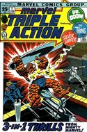 Marvel Triple Action Vol 1 (Comic-book.) #1