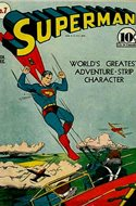 Superman Vol. 1 / Adventures of Superman Vol. 1 (1939-2011) (Comic Book) #7