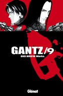 Gantz (Rústica con sobercubierta) #9