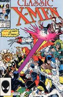 Classic X-Men / X-Men Classic (Comic Book) #8