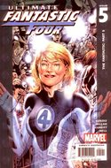 Ultimate Fantastic Four (Comic-Book) #5