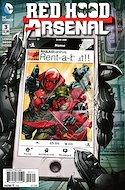 Red Hood / Arsenal (2015-2016) (Comic Book) #3