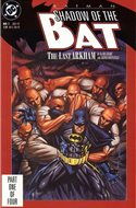 Batman: Shadow of the Bat (Comic book) #1