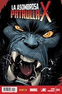 La Asombrosa Patrulla-X Vol. 1 (2014-2015) (Grapa) #3
