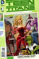 Teen Titans Vol. 5 (2014-2016) (Comic Book) #1