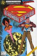 Superman: El hombre de acero / Superman Vol. 2 (Grapa 36 pp) #1