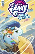 My Little Pony: Friends Forever (Comic-Book/Digital) #36