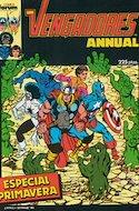 Los Vengadores vol. 1 Especiales (1986-1995) (Grapa. 19x27. 64 páginas. Color. (1983-1994)) #2