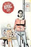 Royal City (Comic-book) #3
