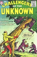 Challengers of the Unknown vol.1 (Grapa) #5