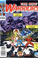 The New Warriors Vol. 1 (1991-1995) (Grapa 24 pp) #2