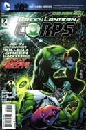 Green Lantern Corps Vol. 3 (2011-2015) (Comic-Book) #7