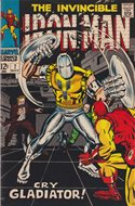 Iron Man Vol. 1 (1968-1996) (Comic book) #7