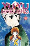 Yu Yu Hakusho (Rústica con sobrecubierta) #1