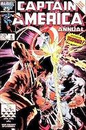 Captain America Vol. 1 Annual (1971-1994) (Comic Book) #8