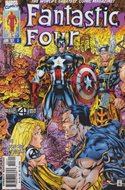Fantastic Four Vol. 2 (Comic Book) #3