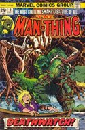 The Man-Thing Vol. 1 (1974-1975) (Comic Book) #9
