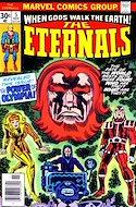 The Eternals Vol.1 (1976-1978) (Comic book. 32 pp) #5