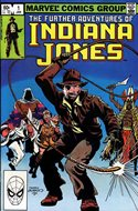 The Further Adventures of Indiana Jones (Comic-book) #1