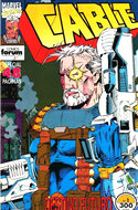 Cable Vol. 1 (1994-1995) (Grapa 32 pp) #1