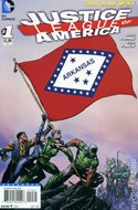 Justice League of America Vol. 3 (2013-2014) Variant Covers (Comic Book) #1.13