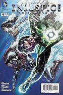 Injustice: Gods Among Us (Cómic-Book) #4
