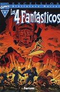 Biblioteca Marvel: Los 4 Fantásticos (1999-2001) (Rústica 160 pp) #5