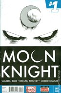 Moon Knight Vol. 5 (2014-2015 Variant Cover) (Comic Book) #1.4