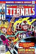 The Eternals Vol.1 (1976-1978) (Comic book. 32 pp) #6