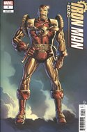 Iron Man 2020 (2020- Variant Cover) (Comic Book) #1.6