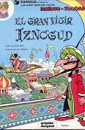 Las aventuras del califa Harun el Pussah / Las aventuras del gran visir Iznogud (Cartoné, 48 págs.) #8