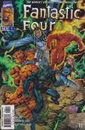 Fantastic Four Vol. 2 (Comic Book) #4