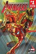 The Avengers Vol. 7 (2016-2018) (Comic-book) #1