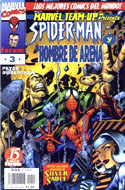 Marvel Team-Up Presenta (1998-1999) (Grapa. 17x26. 24 páginas. Color.) #3
