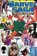 Marvel Saga (Comic-book.) #1