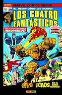Los Cuatro Fantásticos (2016-). Marvel Gold (Omnigold) (Cartoné) #8