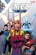 X-Men Blue (Comic Book) #4