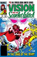 The Vision and The Scarlet Witch Vol. 2 (1985-1986) (Comic-book) #5
