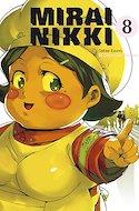 Mirai Nikki #8