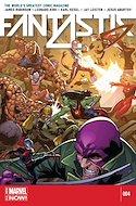 Fantastic Four Vol. 5 (Comic Book) #4