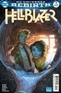 The Hellblazer Vol. 2 (2016-2018) Variant Covers (Comic book) #9.1