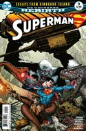 Superman Vol. 4 (2016-2018) (Comic Book) #9