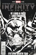 Infinity (2013-2014 Variant Cover) (Comic Book) #1.12