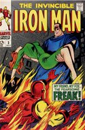 Iron Man Vol. 1 (1968-1996) (Comic book) #3