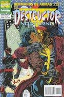 Destructor Nocturno (1994-1995) (Grapa. 17x26. 24 páginas. Color.) #8