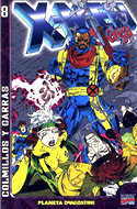 X-Men Saga (Grapa 40-28 pp) #8