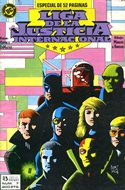 Liga de la Justicia / Liga de la Justicia internacional / Liga de la Justicia de America (1988-1992) (Grapa) #7