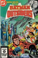 Batman and the Outsiders (1983-1987) (Comic Book) #2