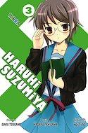 Haruhi Suzumiya (Rústica con sobrecubierta) #3