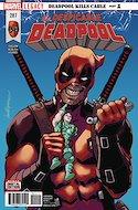 The Despicable Deadpool (Comic Book) #287